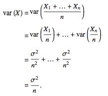 Weak Law of Large Numbers 2