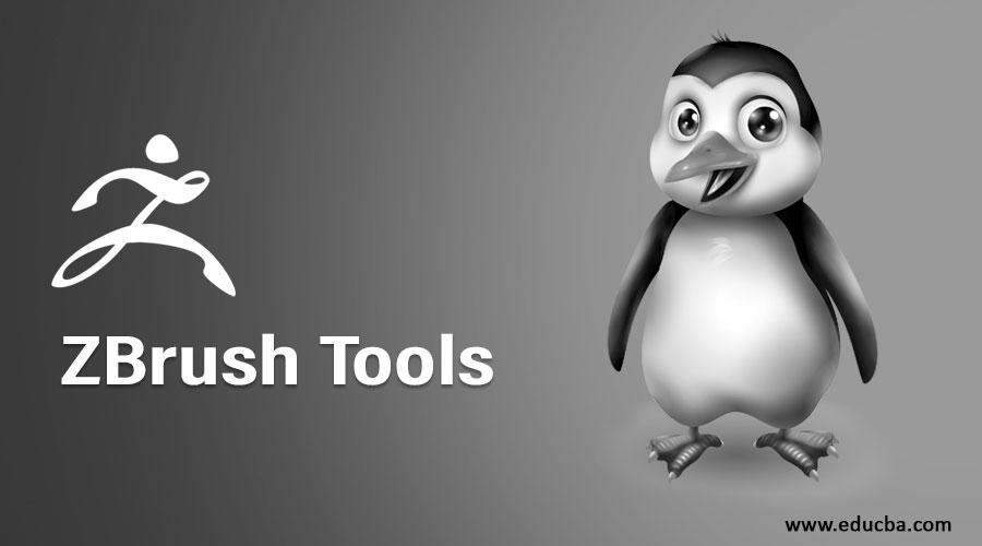 Zbrush-tools