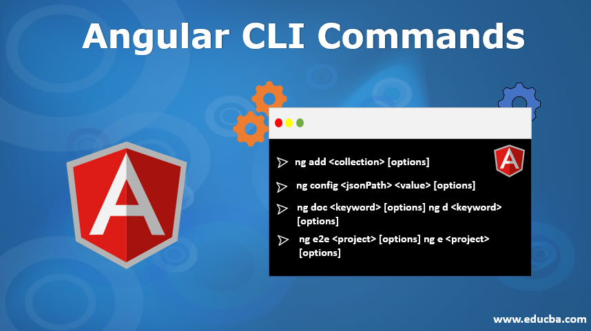 angular cli commands