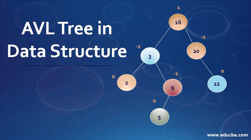 avl tree in data structure