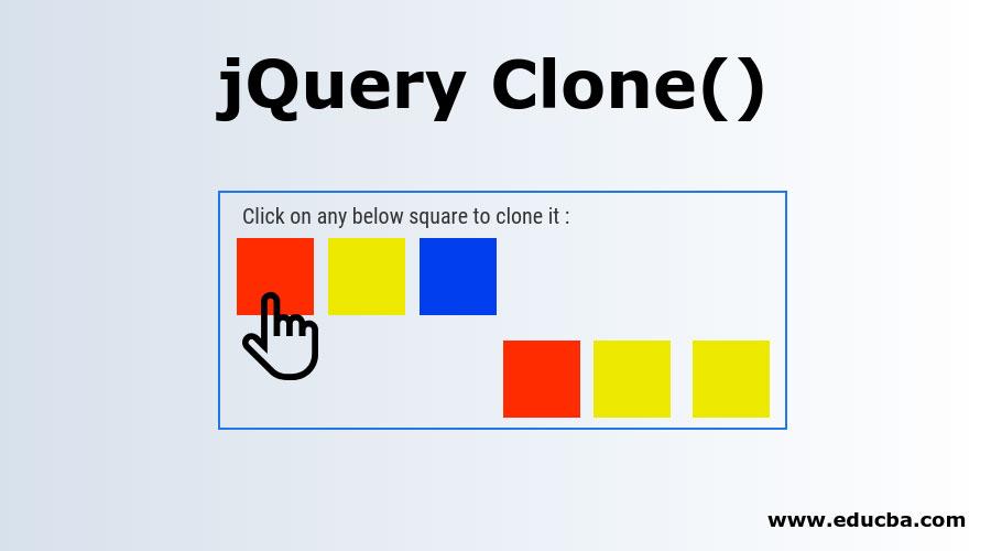 jQuery-Clone()