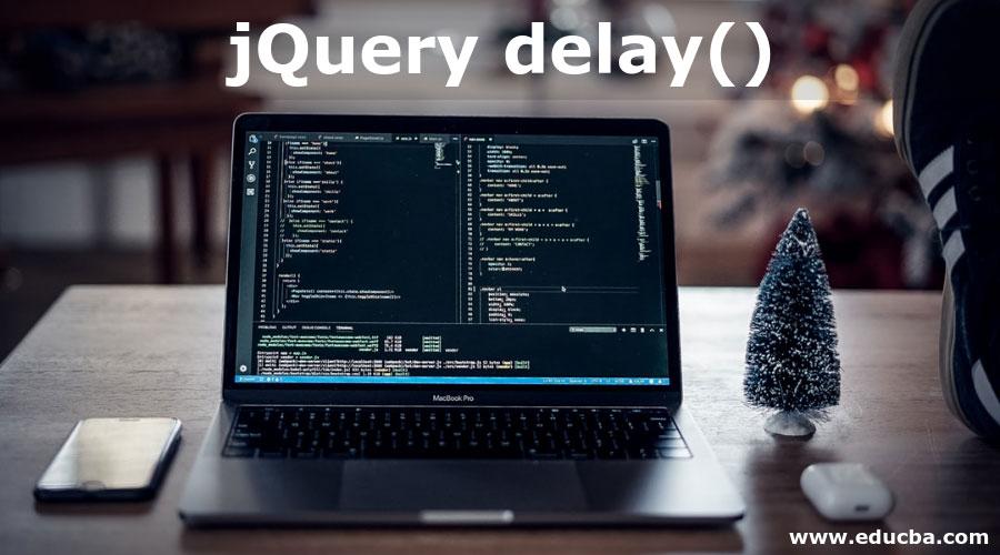 jQuery-delay