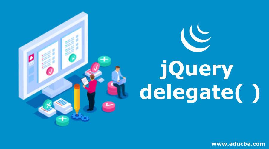jQuery-delegate(-)