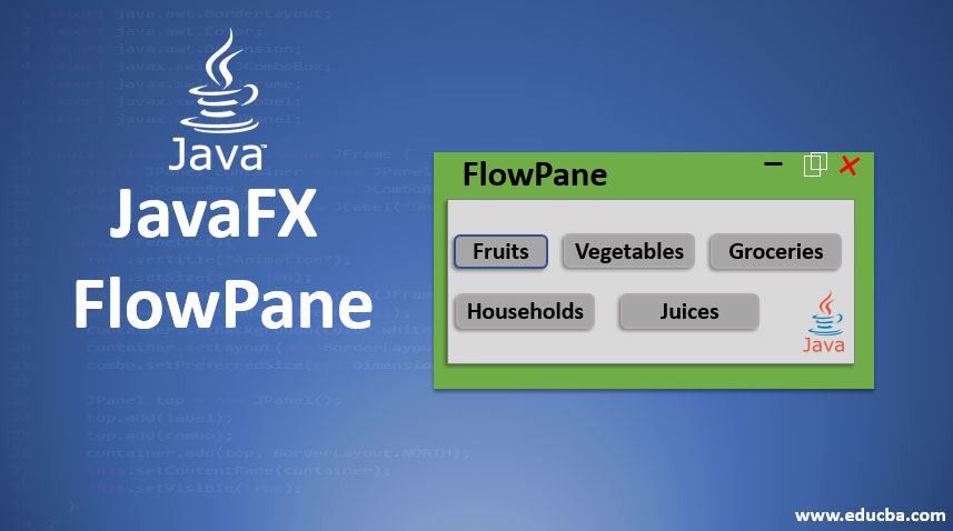 javafx flowpane