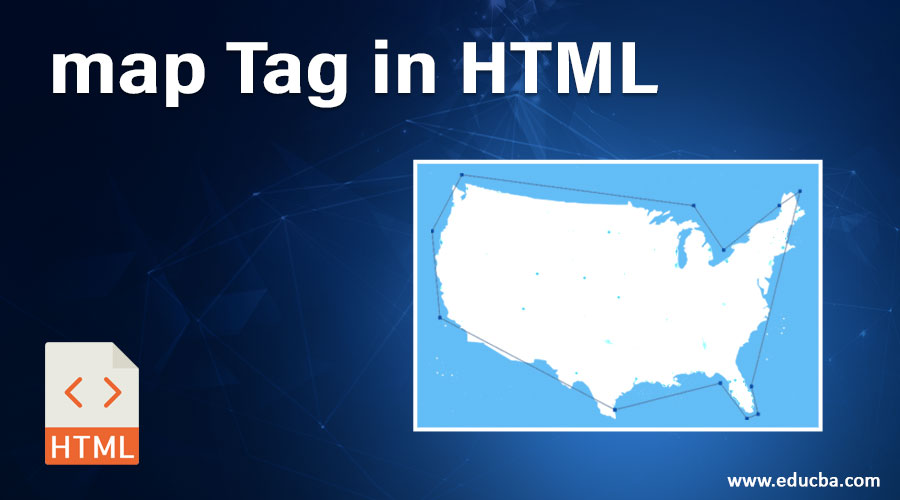 map Tag in HTML