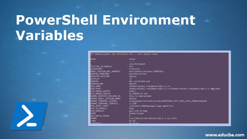 powershell-environment-variable