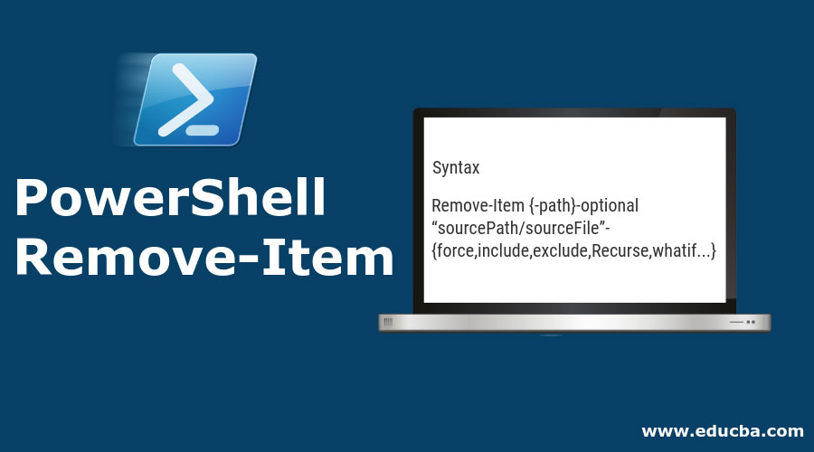 powershell-remove-item