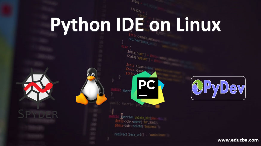 python ide on linux