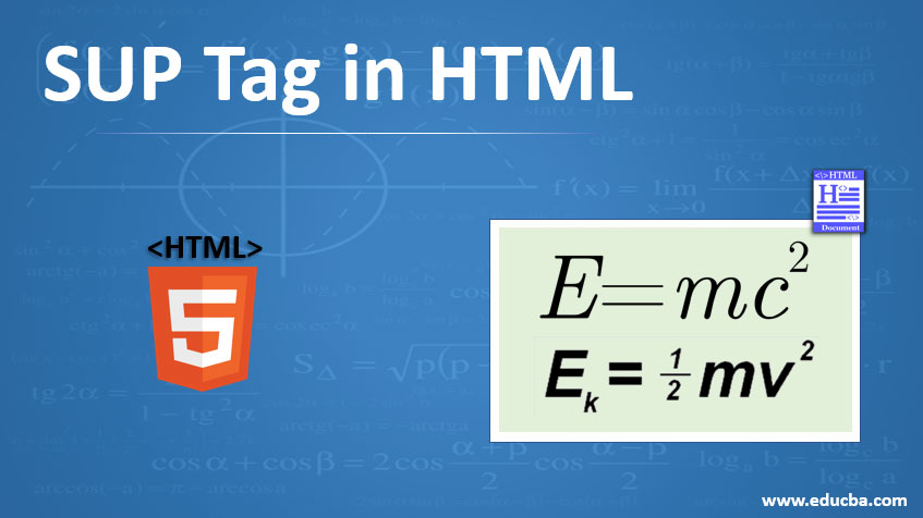 sup-tag-in-html