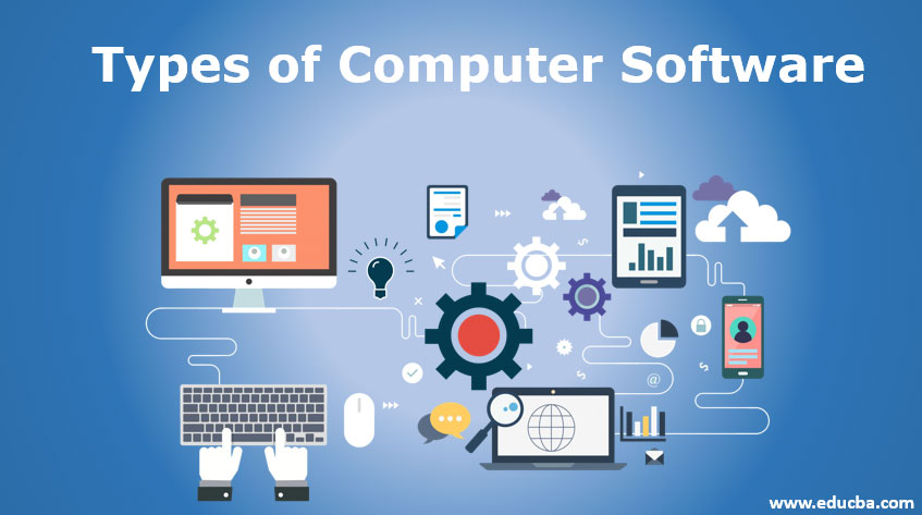 Types Of Computer Software Top 3 Major Types Of Computer Software