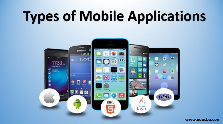 Types of Mobile Application