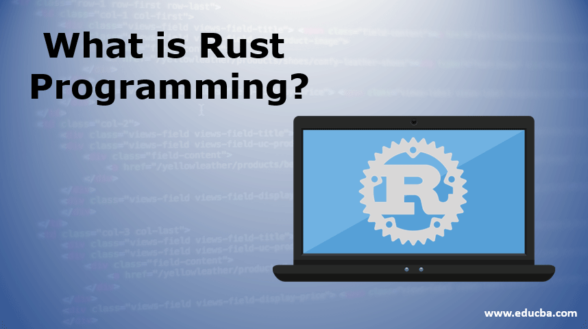 what is rust programming