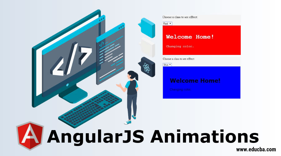 AngularJS Animations
