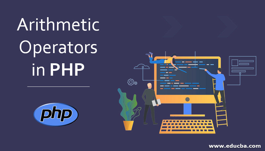Arithmetic Operators in PHP