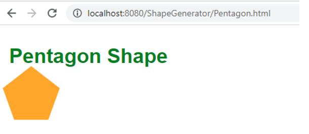 CSS shape generator
