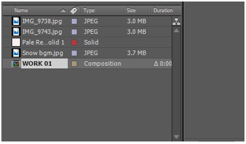 Composition in After Effects - 12