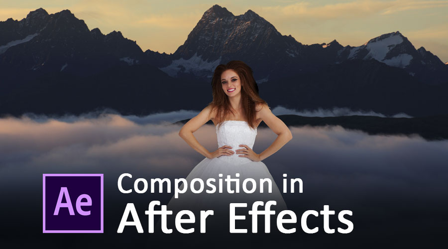 Composition in After Effects