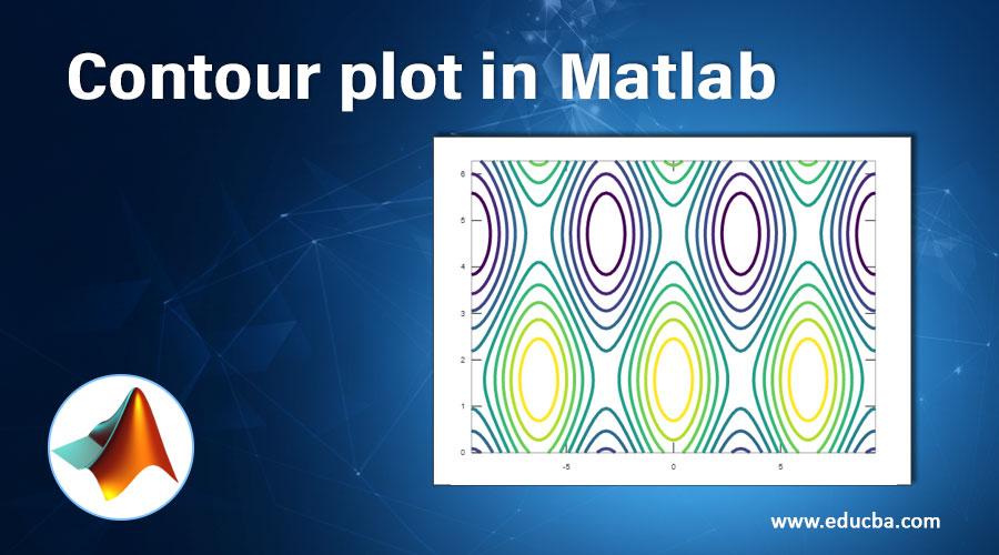 Contour plot in Matlab