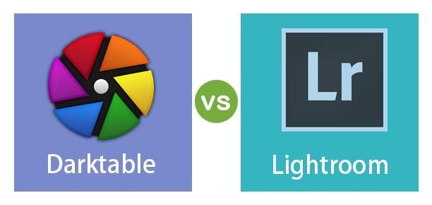 Darktable vs Lightroom