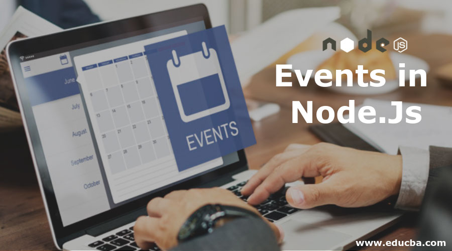 Events in Node