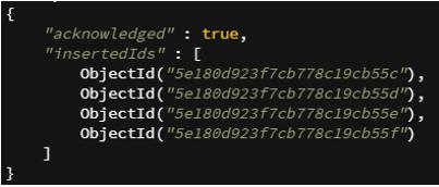 Examples ofLookup in MongoDB 1.1