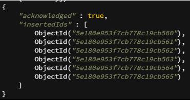Examples ofLookup in MongoDB 1.2