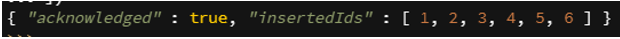 Examples ofLookup in MongoDB 2.2