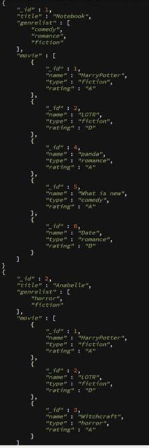 Examples ofLookup in MongoDB 2.3