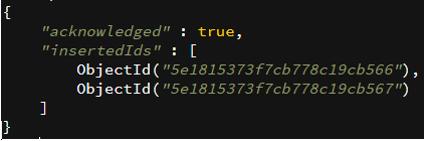 Examples ofLookup in MongoDB 3.1