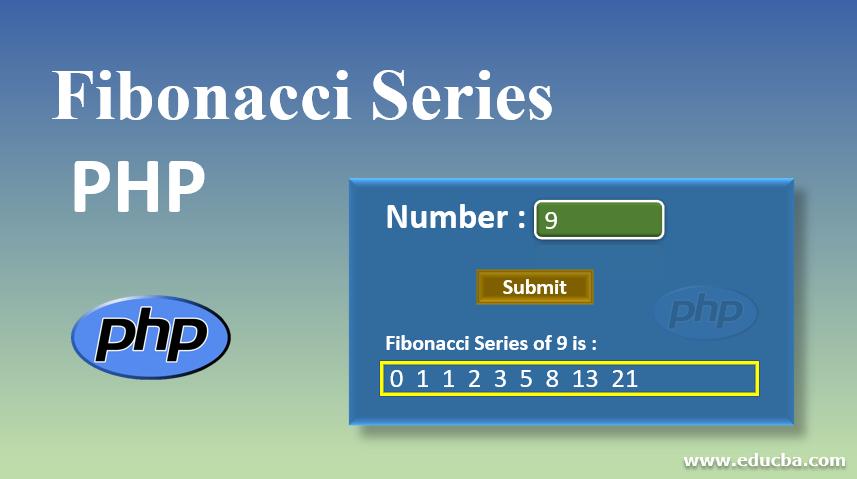 Fibonacci Series PHP