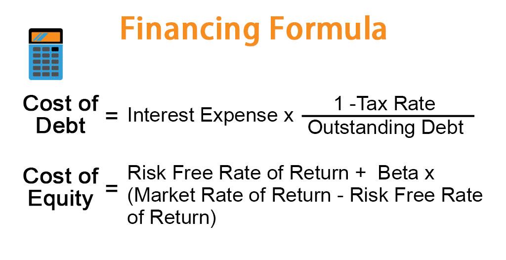 Financing Formula