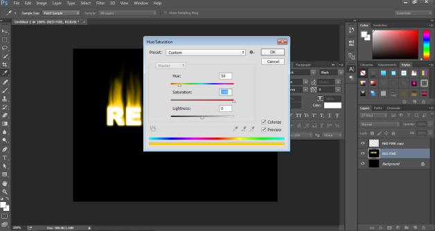 Colorize Option