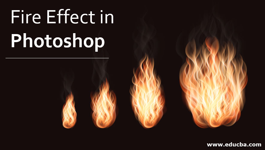 Fire Effect in Photoshop
