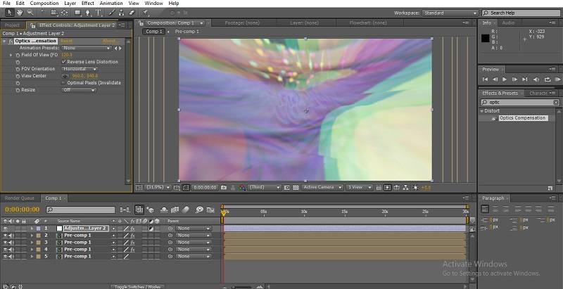 Glitch Effect in After Effects 49