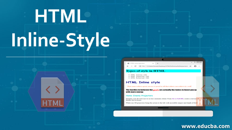 HTML Inline-Style
