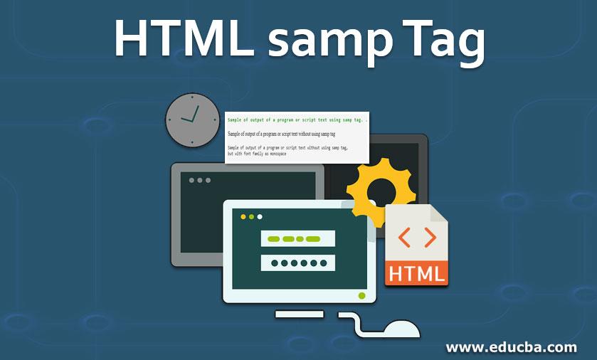 HTML samp Tag