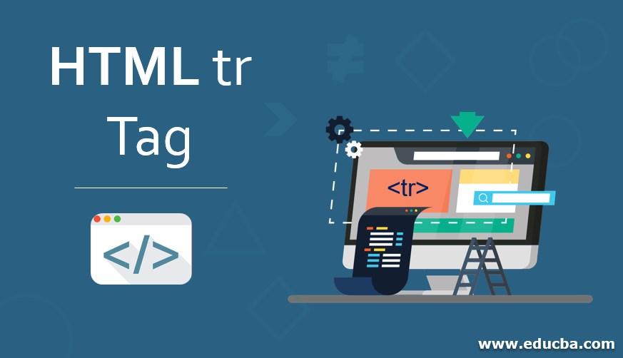 HTML tr Tag