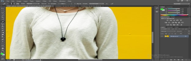 Healing Brush Tool in Photoshop - 9