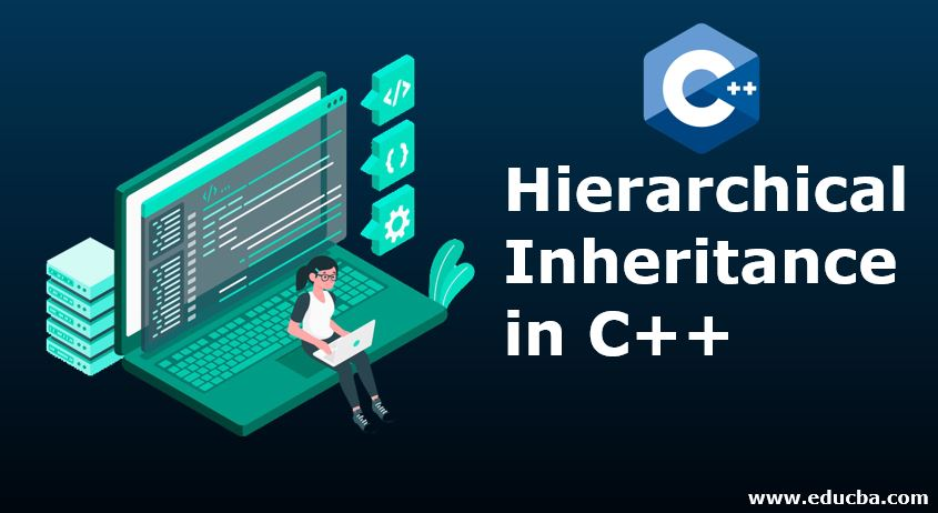Hierarchical Inheritance in C++