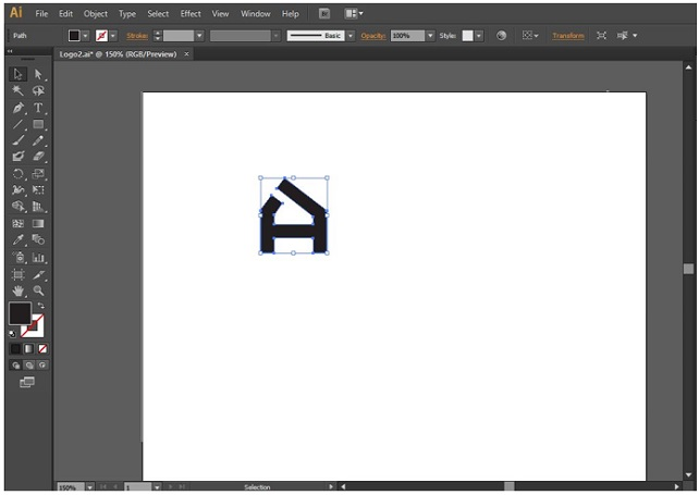 How to Make Logo in Illustrator - 11