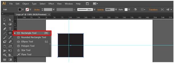 How to Make Logo in Illustrator - 3