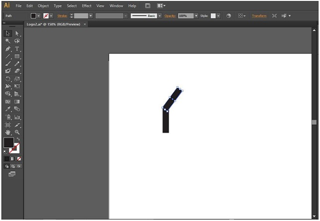 How to Make Logo in Illustrator - 6