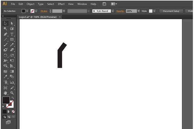 How to Make Logo in Illustrator - 7