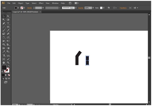 How to Make Logo in Illustrator - 8