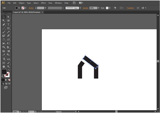 How to Make Logo in Illustrator - 9