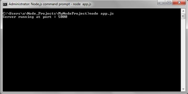 How to Use Node.js 1-9