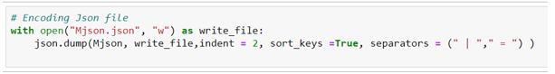 JSON in Python eg3 code