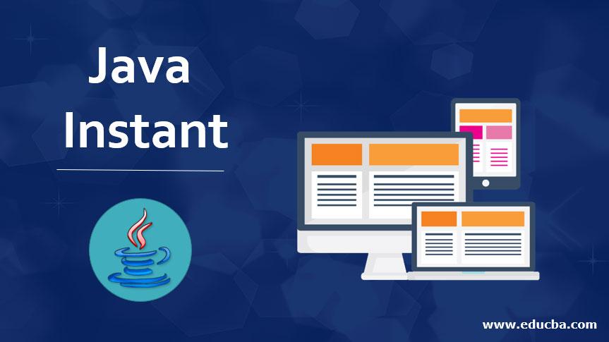 Java-Instant