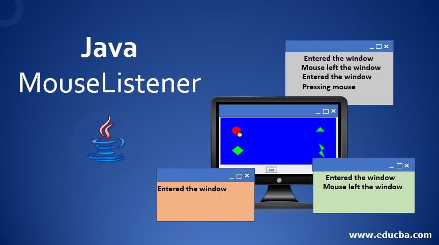 Java MouseListener