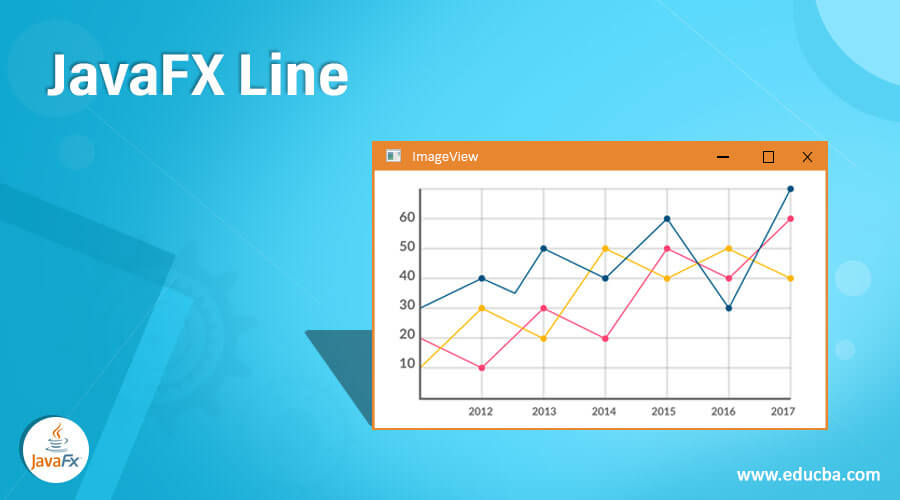 JavaFX Line